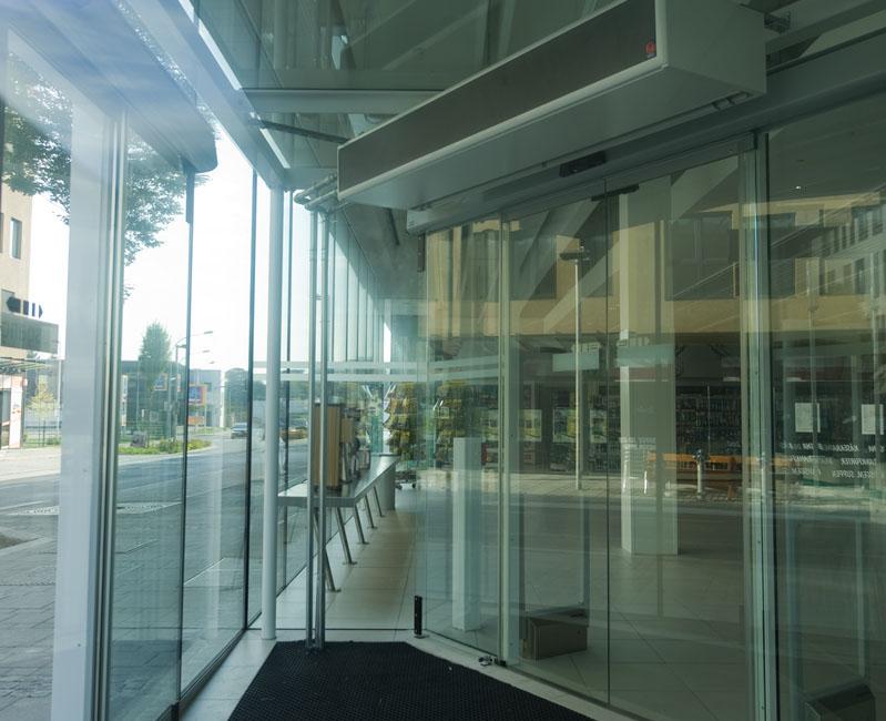 Glasfassade Structural glazing_Steyr (9)